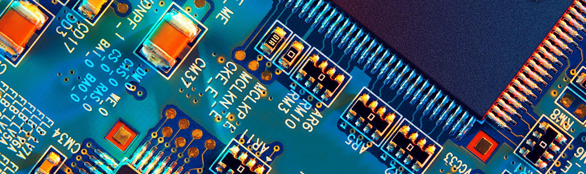 Semiconductors and Board Level Electronic Components